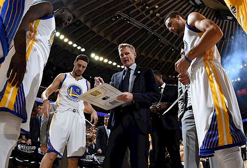 """Explosive and Reckless"" – Speculations on ""Brain Zapping"" and the Golden State Warriors"